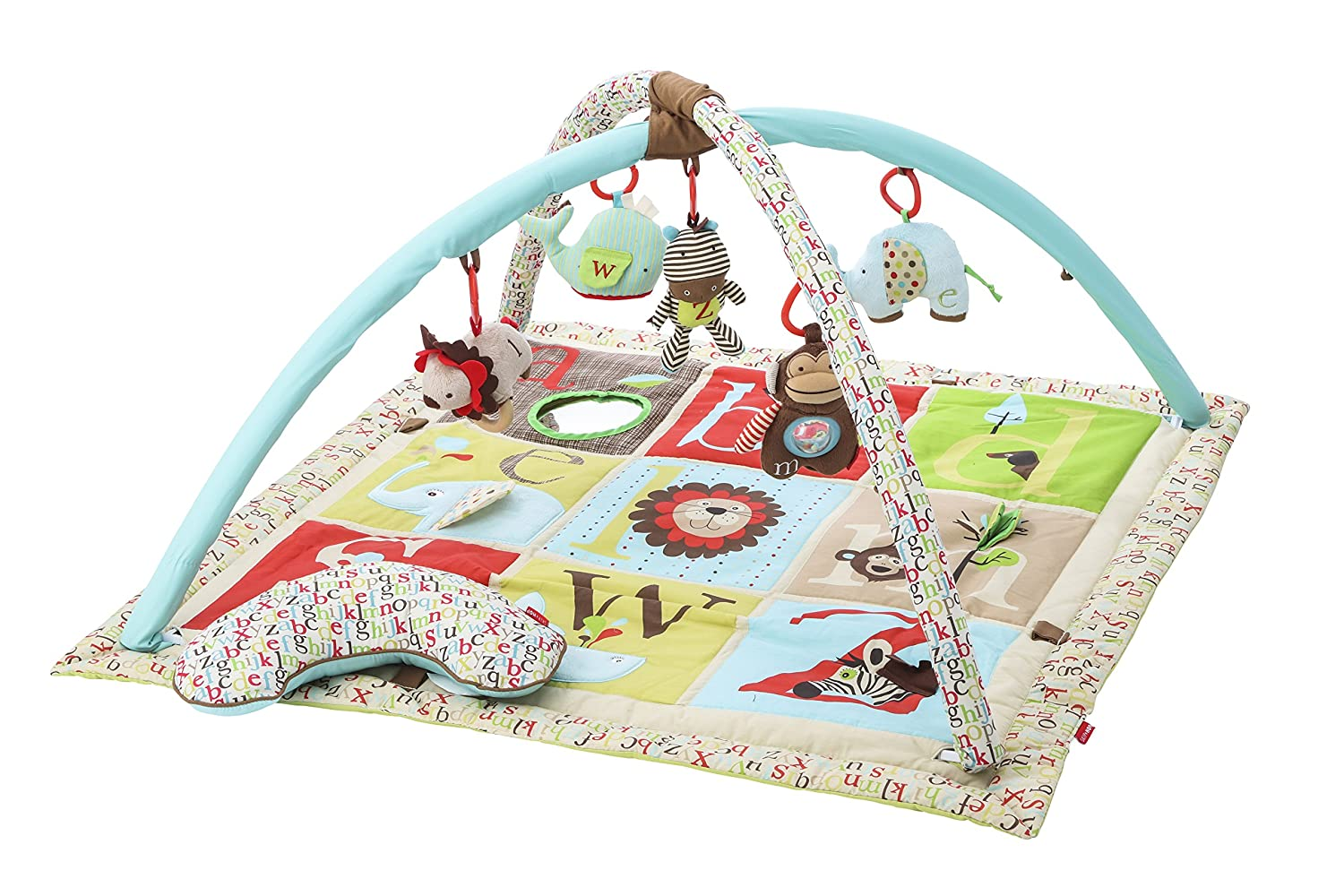 Skip Hop Alphabet Zoo Activity Gym, Multi 307300-CNSZP