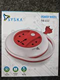 Syska Power Wheel   Extension Cord   PW-0302