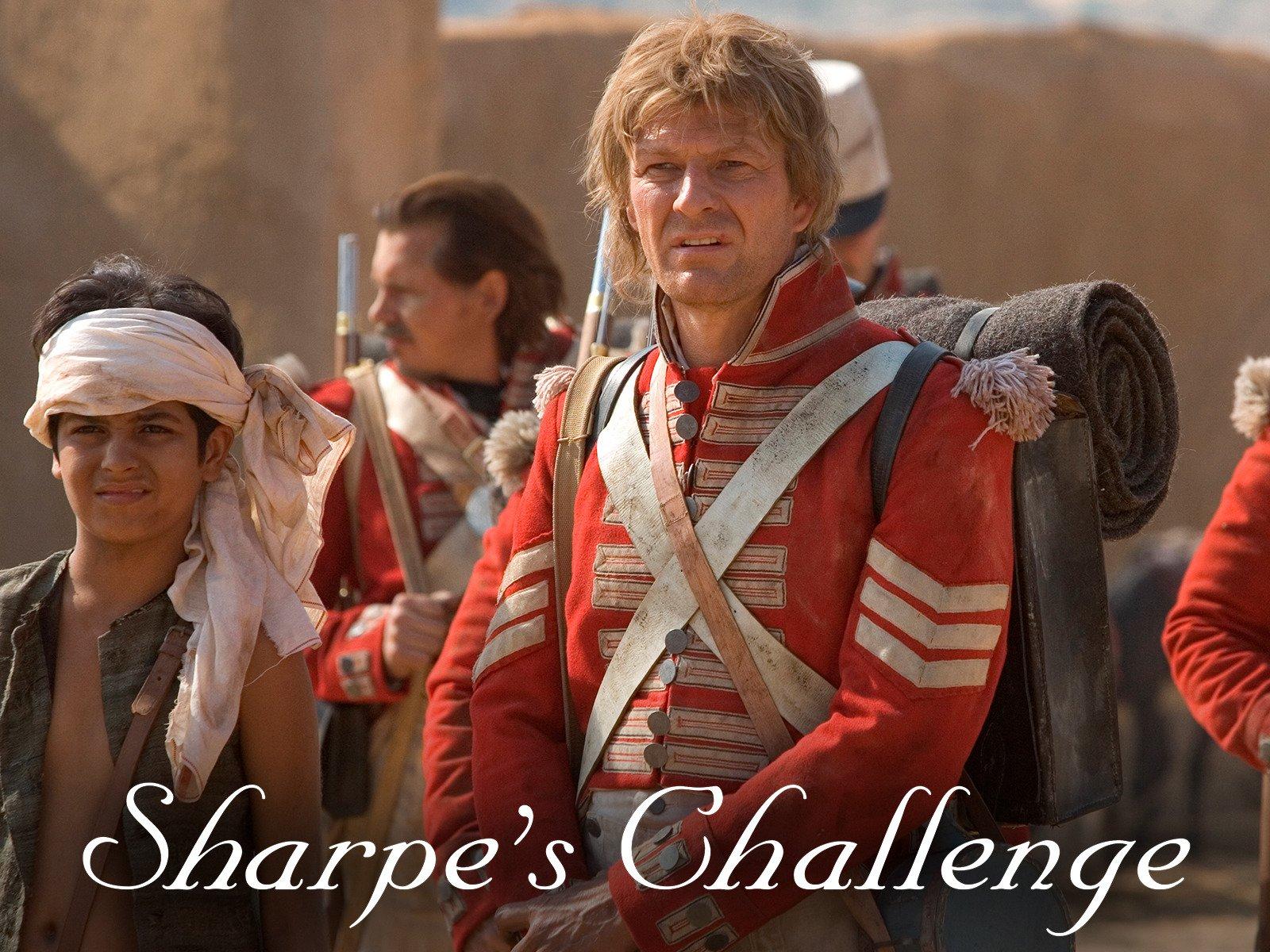 Sharpe TV Series – Sharpe's Challenge S 06 Episode 01