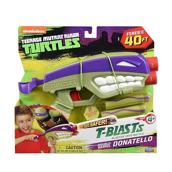 Teenage Mutant Ninja Turtles T-Blasts Donatello Two-Shot Blaster