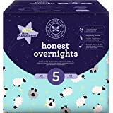 Amazon Price History for:Honest Overnight Baby Diapers, Club Box, Sleepy Sheep, Size 5, 44 Count