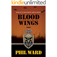 Blood Wings (Raiding Forces Book 3)