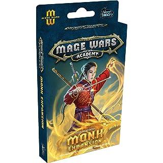 Arcane Wonders MWAX07MKAW Mage Wars Academy: Monk Expansion Toy