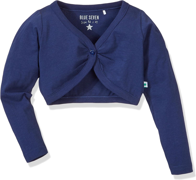 Blue Seven Blue Seven Mädchen Bolero V Ausschnitt Jacke, Dk
