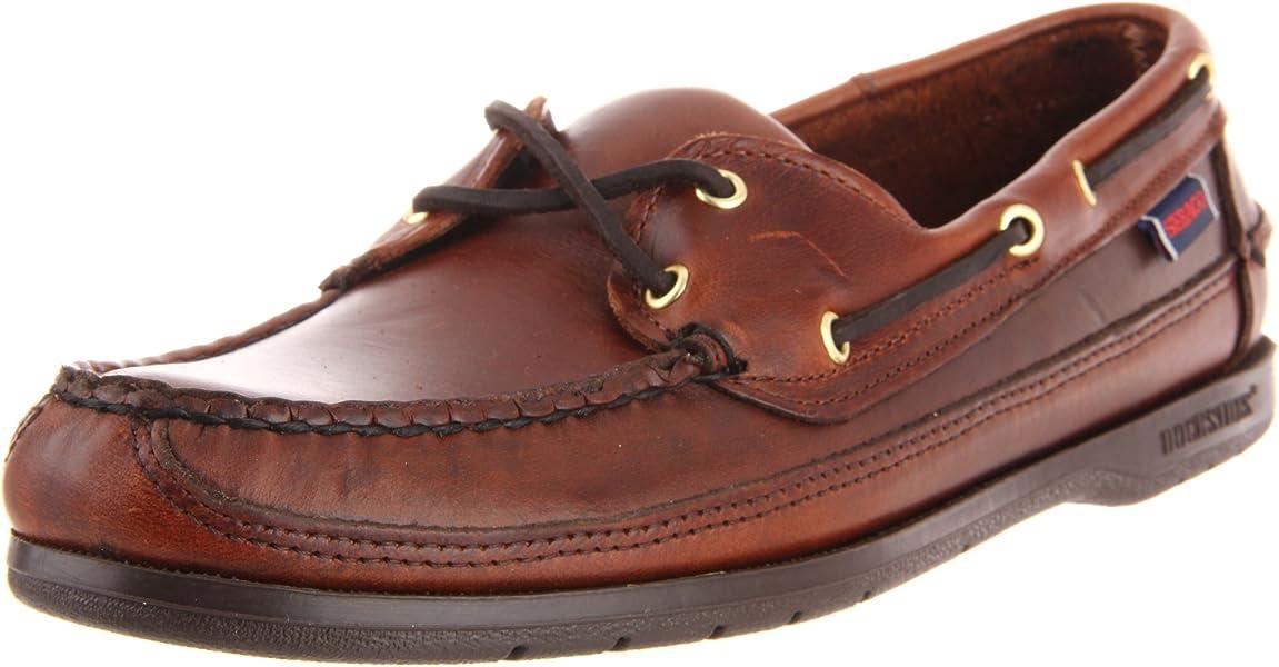 3252f6673f7c1 Sebago Schooner, Men's Boat Shoes, Brown (BROWN OILED WAXY), 7 UK ...