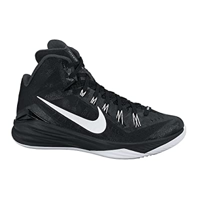 ... metallic silver electric green 2018 for sale b45f3 ba739  promo code  for nike hyperdunk 2014 womens basketball shoe size 10.5 black white silver  0824d ... 793aa46ca