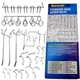 Navseek 7533H Pegboard Hooks and Organizer