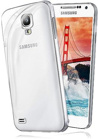 Funda Protectora OneFlow para Funda Samsung Galaxy S4 Mini Carcasa Silicona TPU 0,7 mm | Accesorios Cubierta protección móvil | Funda móvil ...