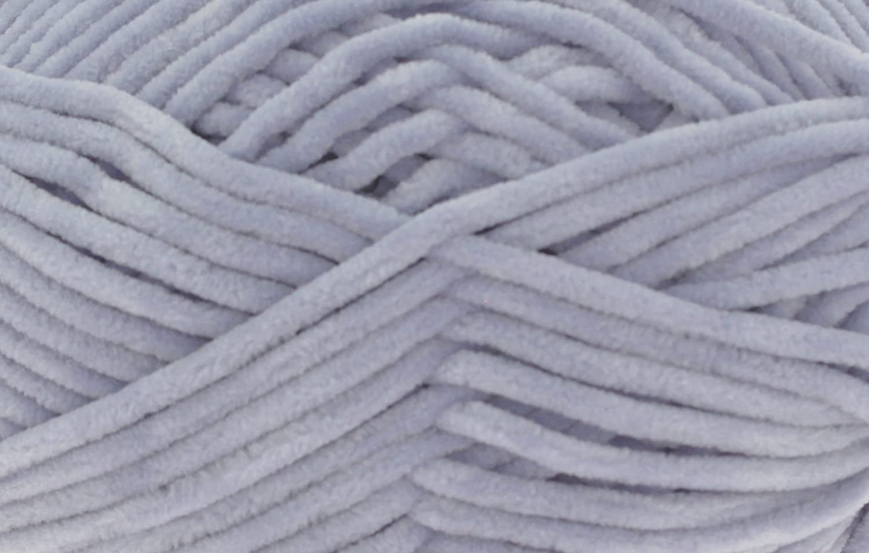 Yarn 100g King Cole Yummy Chunky Knitting Wool 2219 Silver