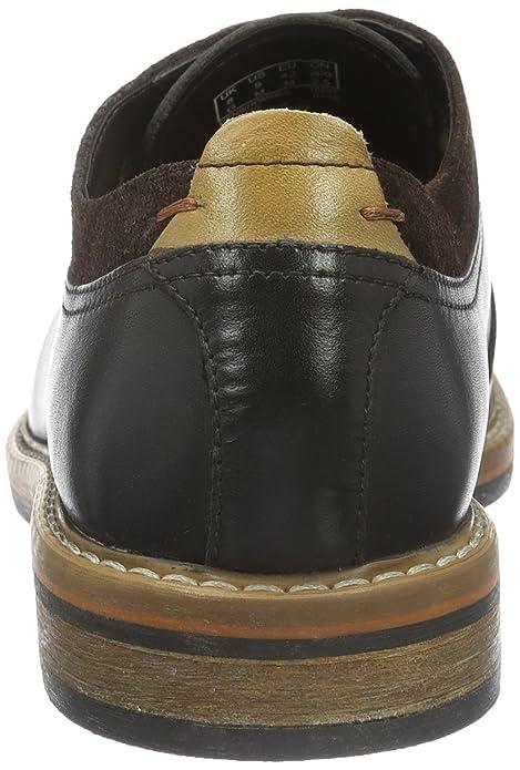 1ad067548 Clarks Men s Pitney Walk Derbys  Amazon.co.uk  Shoes   Bags