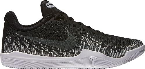 Nike - Zapatillas de Baloncesto de Material Sintético para Hombre Negro Negro: Amazon.es: Zapatos y complementos