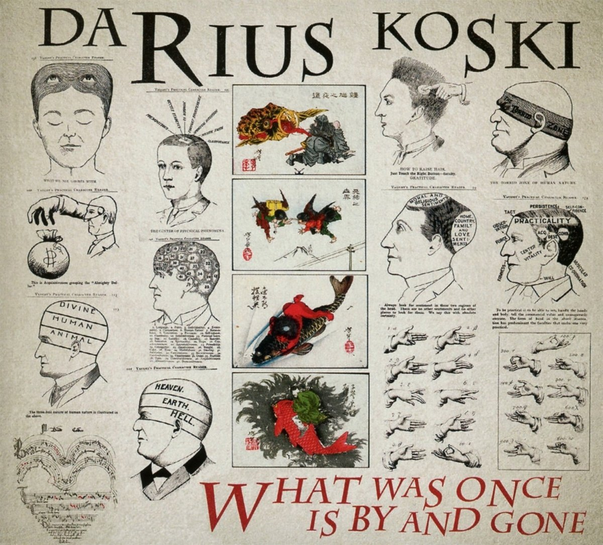 Vinilo : Darius Koski - What Was Once Is By And Gone (LP Vinyl)