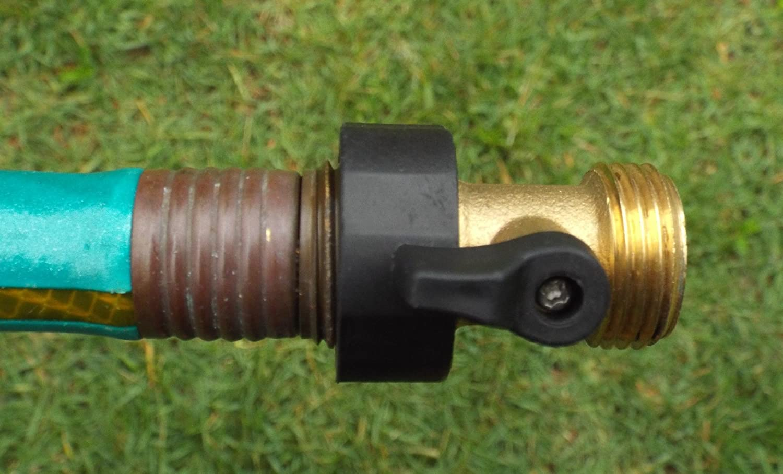 amazon com backyard garden pros sli5304 brass single garden hose
