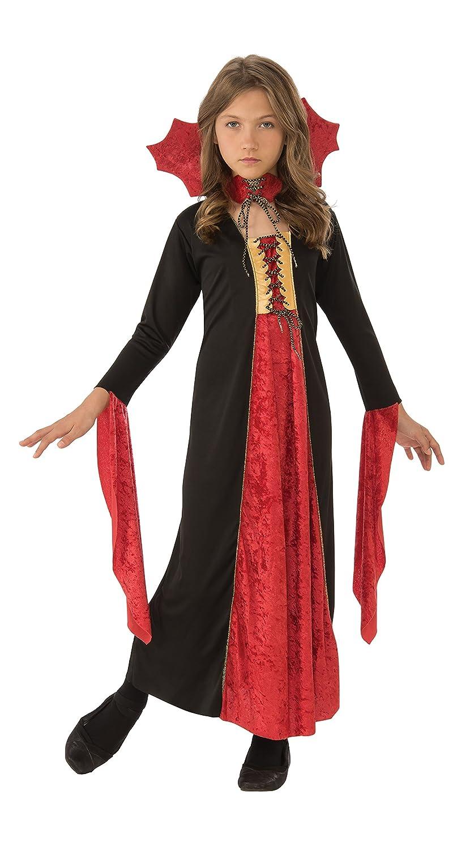 Disfraz niña vampiresa Jalowin