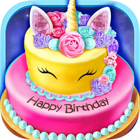 Surprising Amazon Com Birthday Cake Design Party Appstore For Android Funny Birthday Cards Online Sheoxdamsfinfo