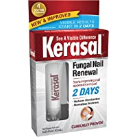 Kerasal Fungal Nail Renewal Treatment 10ml, Restores The Healthy Appearance of Nails Discolored or Damaged by Nail…