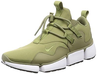 3b532c5e0bc1 Nike Men s Pocketknife DM Training Shoe Trooper Green White ...