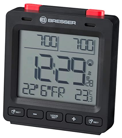 Bresser Mytime Easy II - Despertador con función de ...
