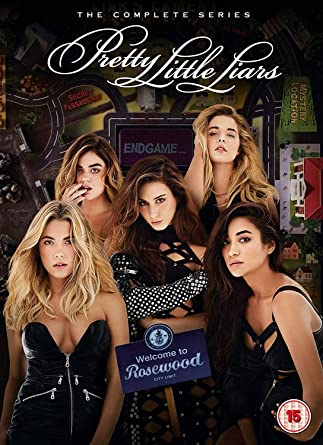 Pretty Little Liars S1-7 [DVD] [2017]: Amazon co uk: Troian
