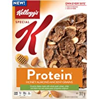 Special K Protein, Honey Almond Ancient Grains, 312g