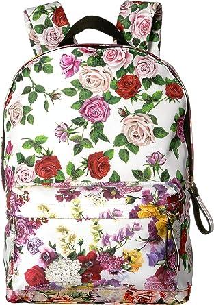 dff3d498b3 Amazon.com | Dolce & Gabbana Kids Women's D&G Floral Backpack Multi ...