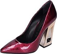 MARC ELLIS Pumps-Shoes Womens Red