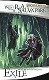 Drizzt 002: Exile - The Dark Elf 2