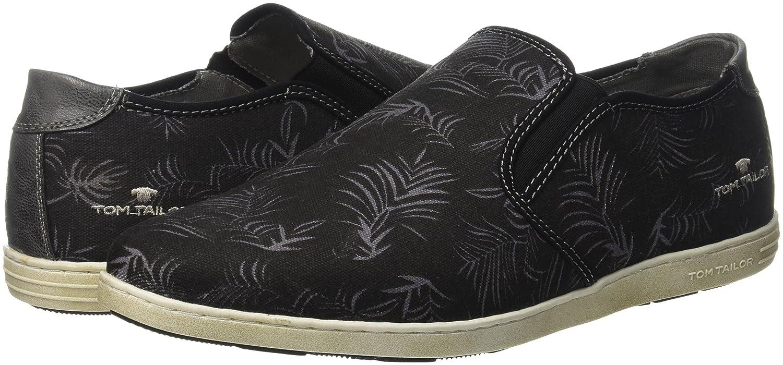 Tom Tailor 9681205, Chaussons Doublé Chaud homme, Noir, 42 EU: Amazon.fr:  Chaussures et Sacs