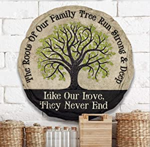 IMPERIAL DISTRIBUTORS Family Tree Step Stone, 1 EA