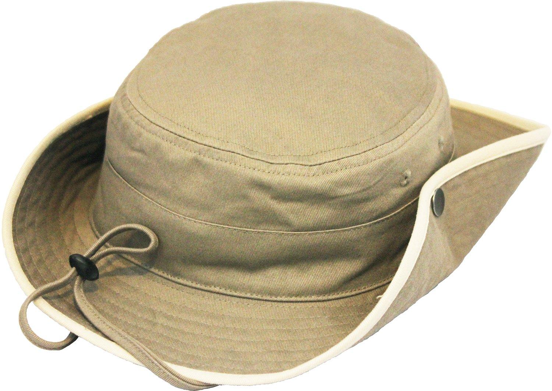 National Geographic Men\'s Logo Booney Hat Henschel Hats
