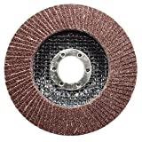 """Benchmark Abrasives 4.5"""" x 7/8"""" Type 27 Aluminum"""