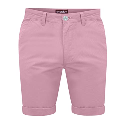 onpointlook New Mens Chino Shorts Cotton Combat Half Pant Casual Summer Cargo Jeans Casual