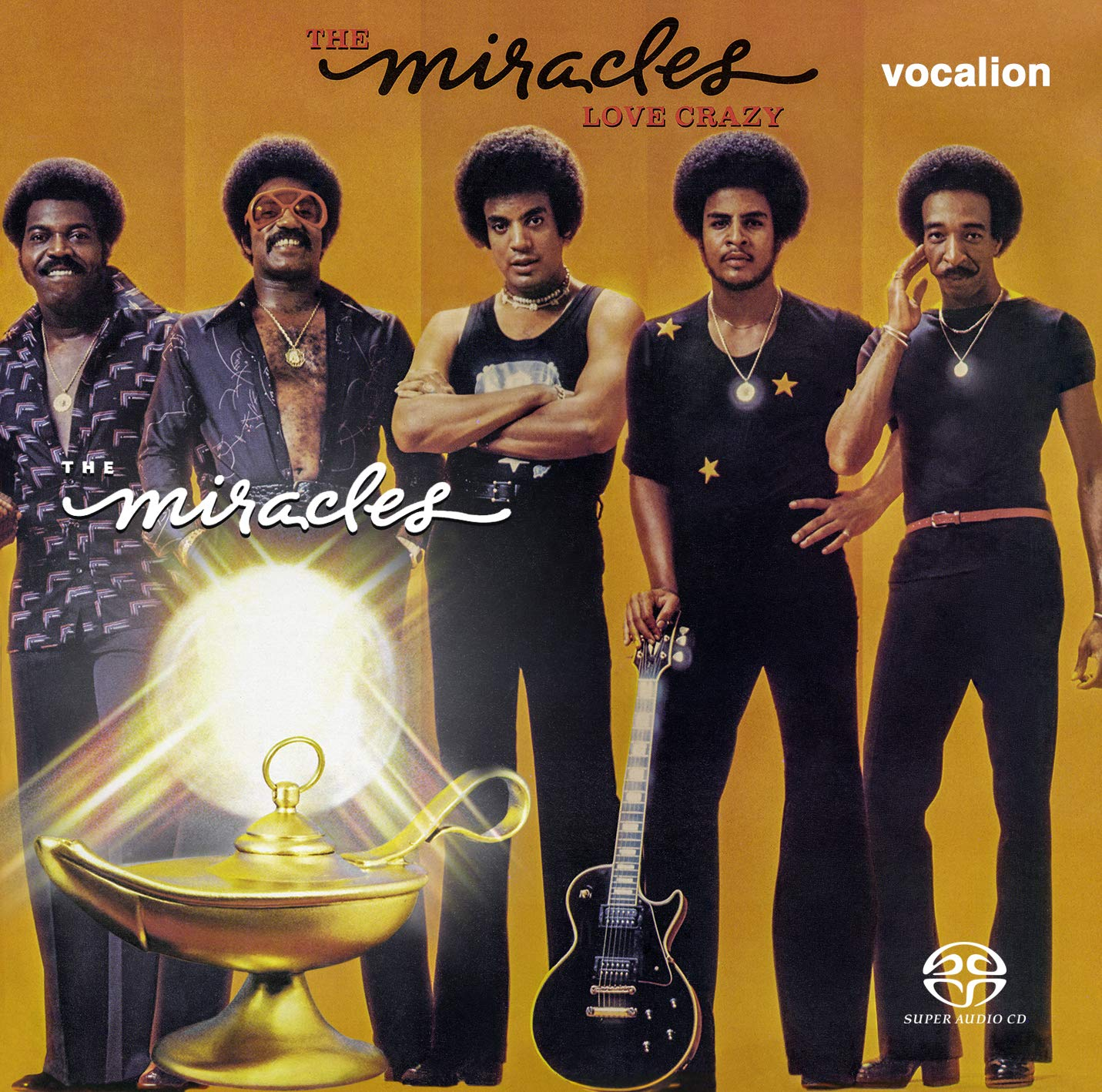 The Miracles - Love Crazy & Miracles [SACD Hybrid Multi-channel / Stereo]