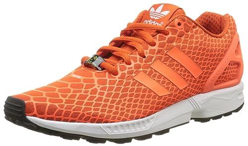 9f7ba7c98 adidas Men s Zx Flux Techfit Running Shoes Grey  Amazon.co.uk  Shoes ...
