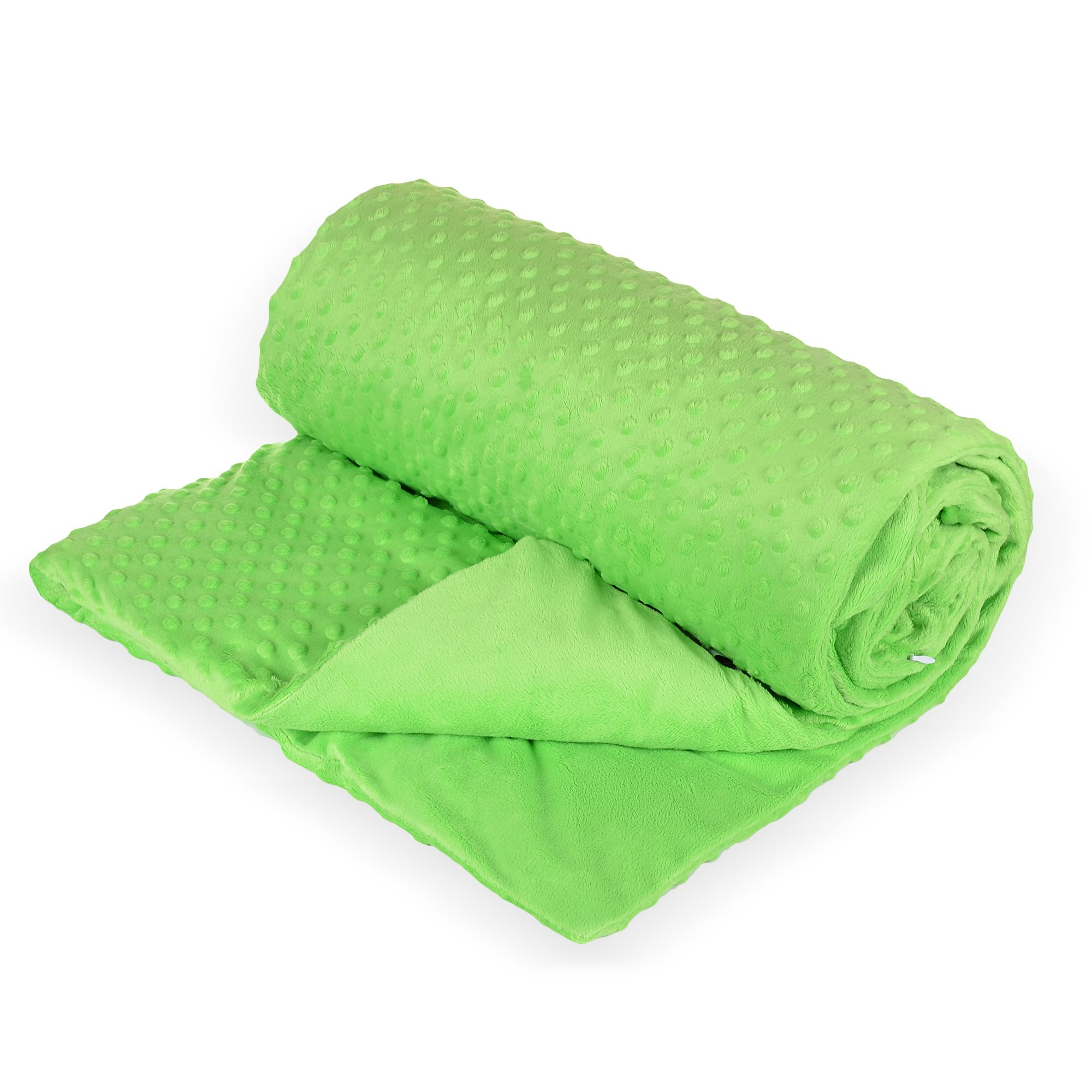 Adapt-Ease Weighted Compression Sensory Therapy Blanket (Green)