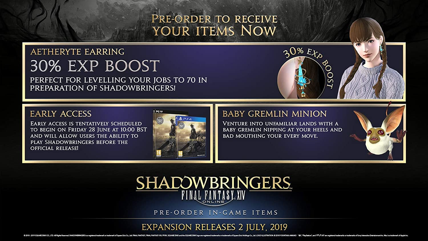 Final Fantasy XIV: Shadowbringers PC DVD: Amazon co uk: PC & Video Games