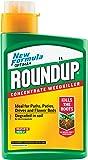 Roundup Optima+ Weedkiller Concentrate Bottle, 1 L