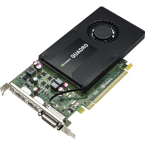 HP J3G88AT NVIDIA Quadro K2200 4GB - Tarjeta gráfica (NVIDIA ...