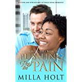 Pushing Past the Pain: A Clean and Wholesome International Romance (Color-Blind Love Book 2)