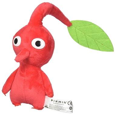 Little Buddy Red Leaf 7  Plush