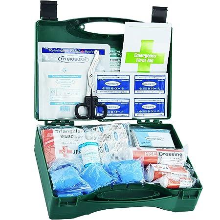 97746c637f0 90 Piece Premium First Aid Kit - burn gel dressing