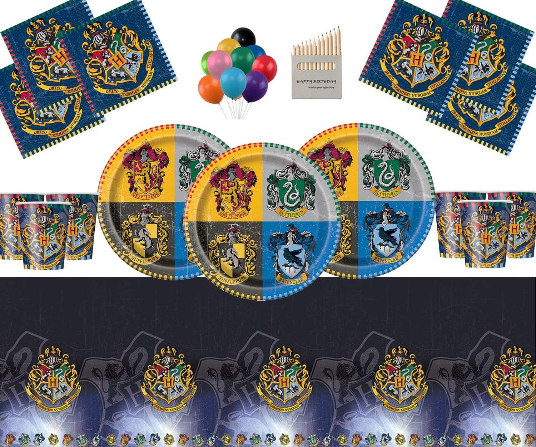Harry Potter Artículos para la Fiesta Platos de Papel Vasos ...