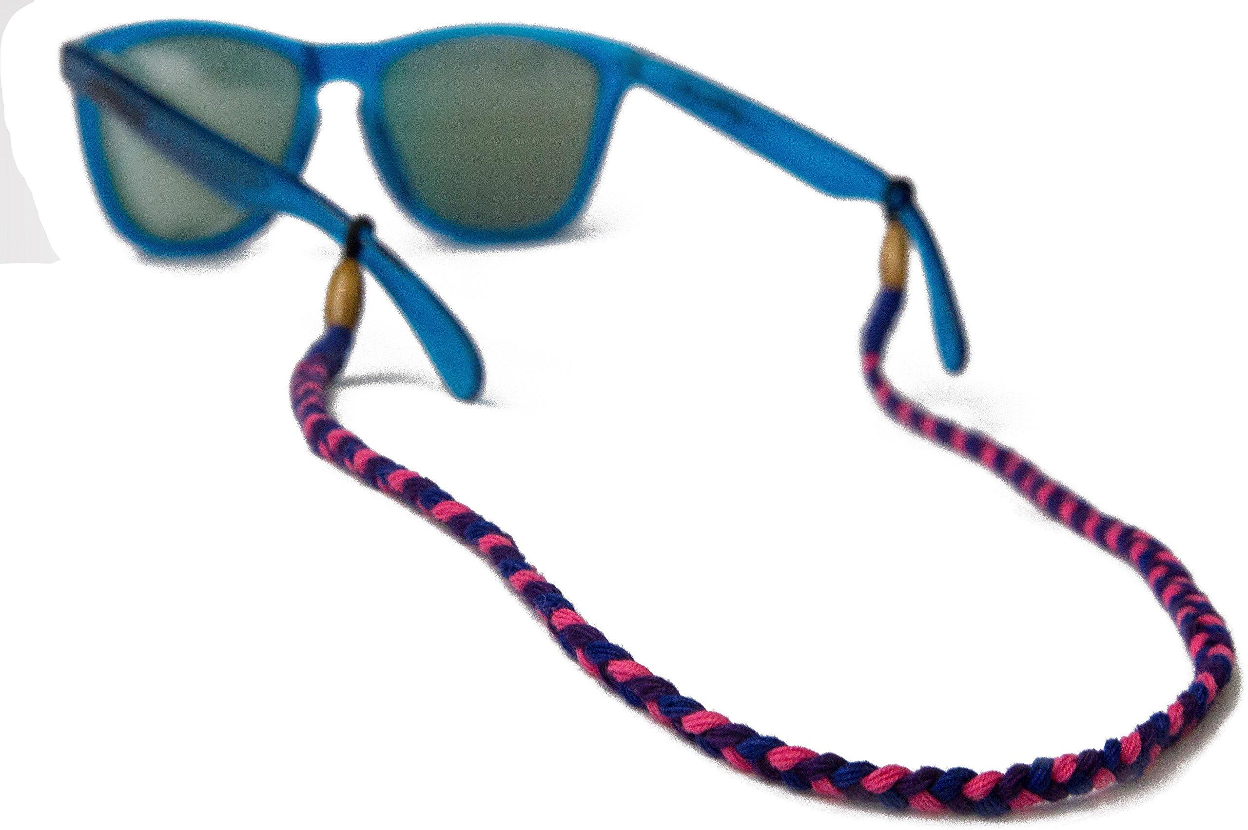Adjustable Eyewear Retainer for Women– Handmade Sunglass Strap Holder - Universal Fit - by Mayami by Mayami