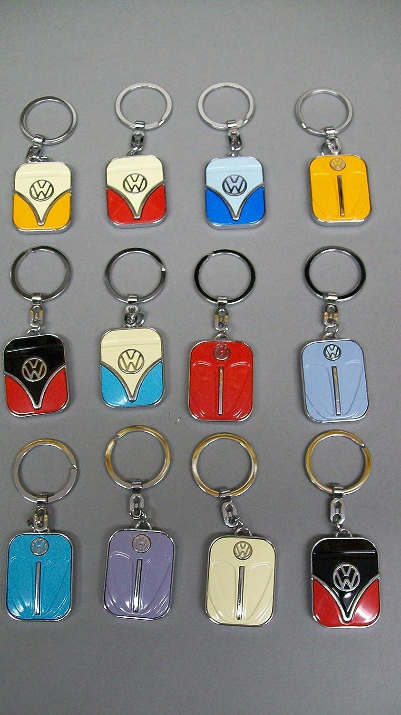 Llavero Volkswagen (Amarillo): Amazon.es: Juguetes y juegos