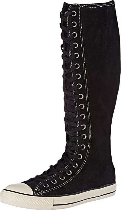 Converse Men's Boots Black Size: 7 UK: Amazon.co.uk: Shoes ...