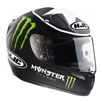 HJC R Pha10 Ben Spies Monster Replica - Casco integral
