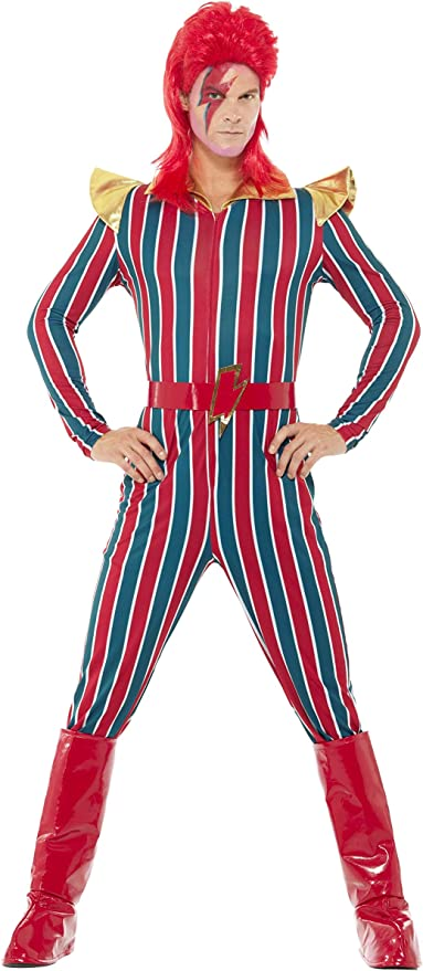 80s Costumes, Outfit Ideas- Girls and Guys Smiffys Space Superstar Costume £25.98 AT vintagedancer.com