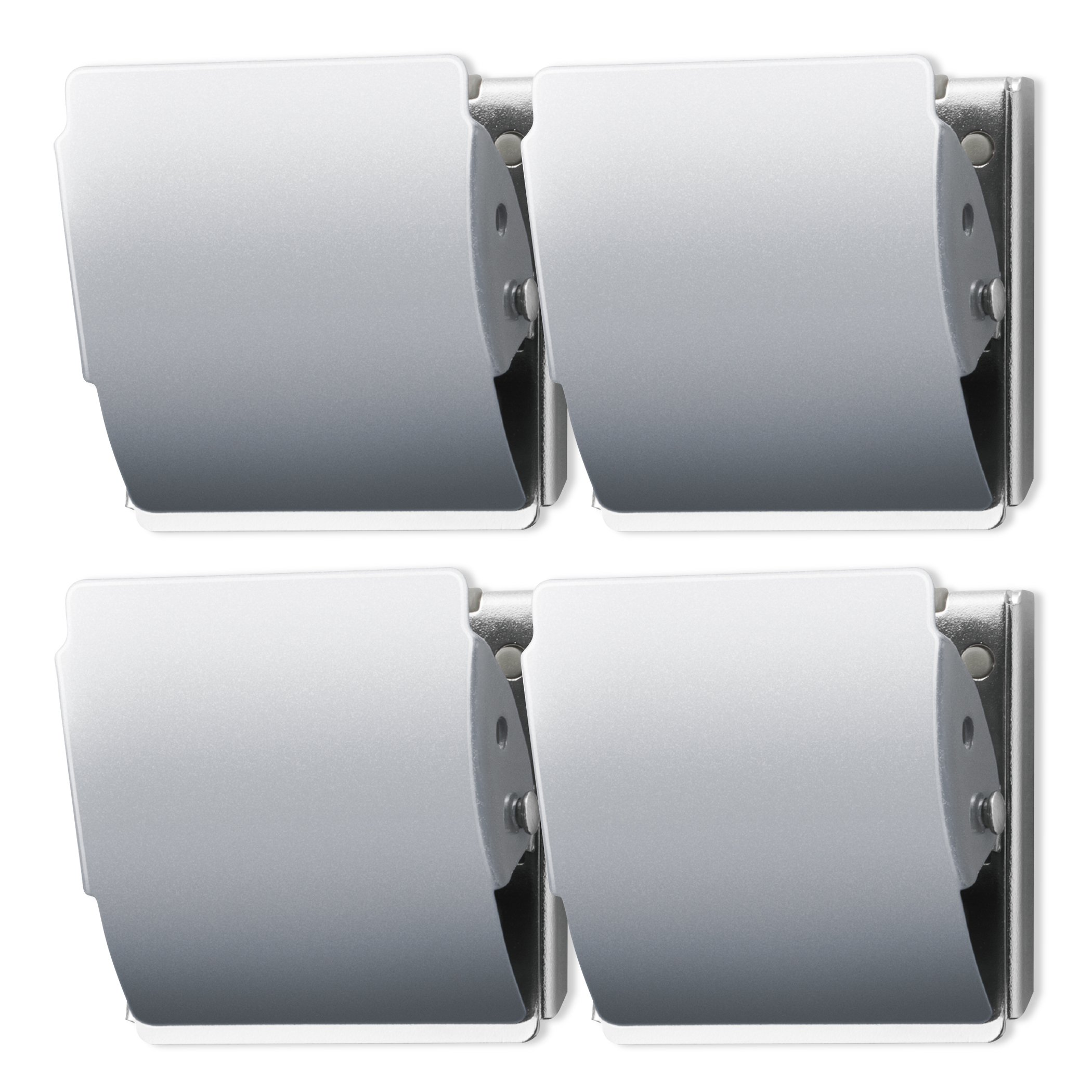 Plus Super Strong Magnetic Clips, 4 Pack (60002)