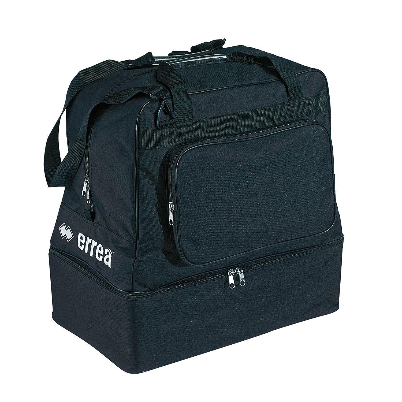 BASIC MEDIA Sporttasche mittelgro/ß /· UNIVERSAL Trainingstasche mit Schuhfach Gr/ö/ße ONESIZE Farbe schwarz