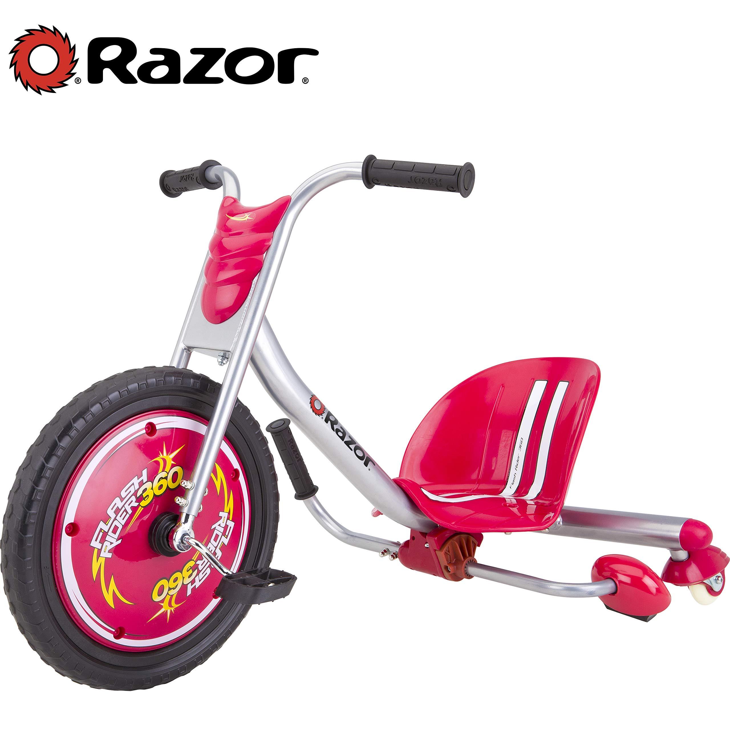 Razor FlashRider 360 Caster Trike - 20036560 by Razor